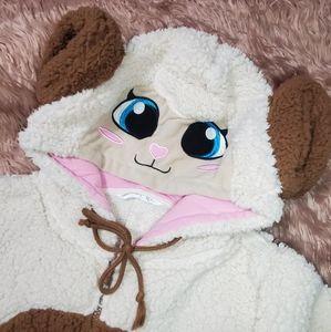Womens Cute Baby Ram Onesie